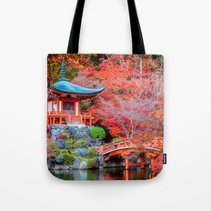 China Chill House Tote Bag