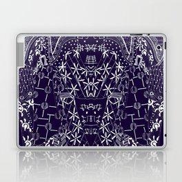 Purple pop Japan  Laptop & iPad Skin