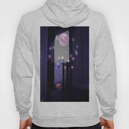 Basking In The Moon Showers Hoody