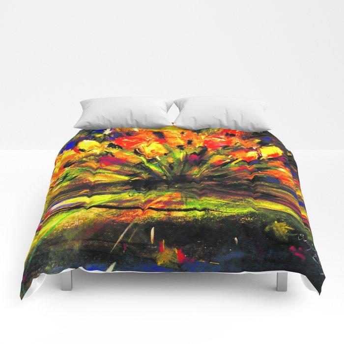 Explosion of Eternal Love. Comforters