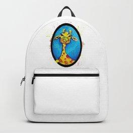 Giraffe Sass Backpack
