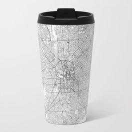 Adelaide Map Line Travel Mug
