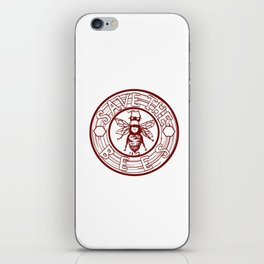 Save The Bees Pt. 2 iPhone Skin