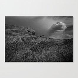 Higher Ground Canvas Print