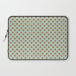 Polka Dot Frenzy Laptop Sleeve