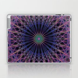 Space structure Laptop & iPad Skin