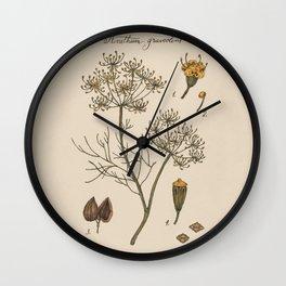 Dill Wall Clock