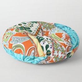Rivet Floor Pillow
