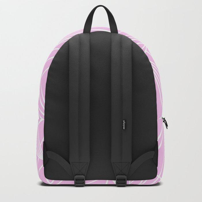 Ab Fan Pink Backpack