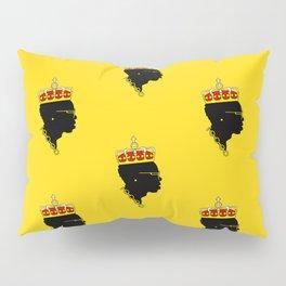The Maestro - Yellow Pillow Sham