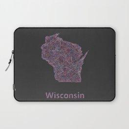 Wisconsin Laptop Sleeve