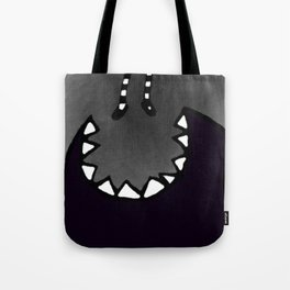 Monster. Tote Bag