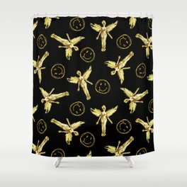Nirvana Icons 3 Shower Curtain
