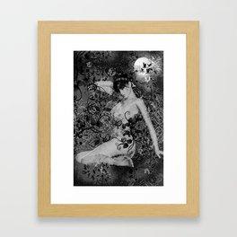 Arriba la luna OHEA! Framed Art Print