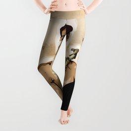 Fela Kuti Leggings