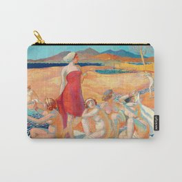 Maurice Denis  - Odysseus Awakening - Digital Remastered Edition Carry-All Pouch