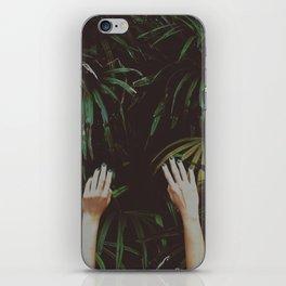 Jungle air iPhone Skin