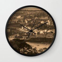 Falmouth Green Bank Wall Clock