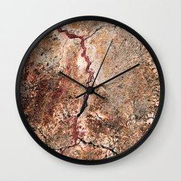 Café au lait Wall Clock