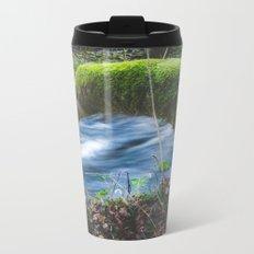 Enchanted magical forest Metal Travel Mug