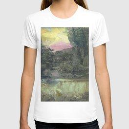 Pond Color Study no.2 T-shirt