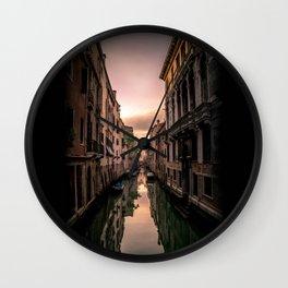 Europe Ally Wall Clock
