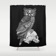 Tristan Shower Curtain