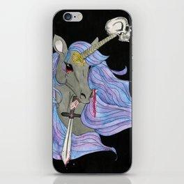 Evil Unicron iPhone Skin