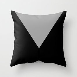End of Today's Maze Throw Pillow