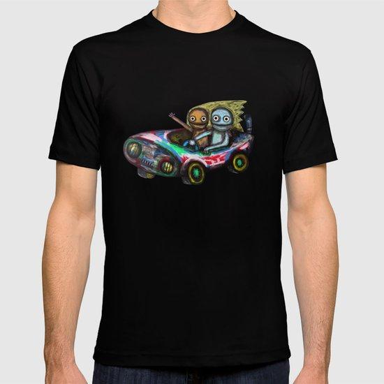 A trip by car T-shirt