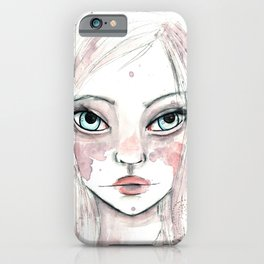 Nell iPhone Case