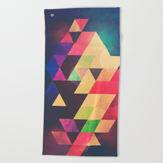 yyty dyyd Beach Towel