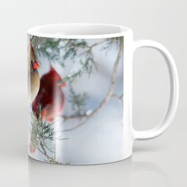 Shining on Her Own (Cardinal) Coffee Mug