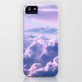 Head in the clouds iPhone Case