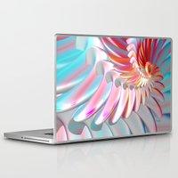 angel wings Laptop & iPad Skins featuring Angel Wings by ArtPrints