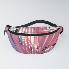 Abstract ethnic picture.4 Fanny Pack