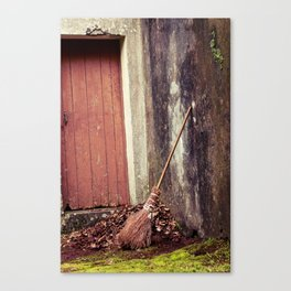 Home comforts Canvas Print