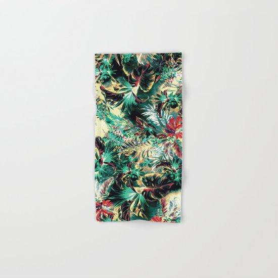 TROPICAL HEAVEN Hand & Bath Towel
