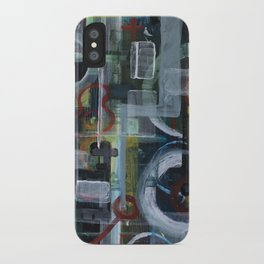 Abstract 1017 iPhone Case