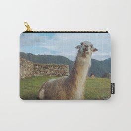 No Prob-llama - Art Print Carry-All Pouch