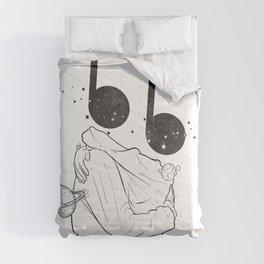 The music love. Comforters
