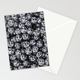 It's Full of Disco / 3D render of hundreds of shiny mirror balls Stationery Cards