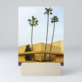 Three Palms Mini Art Print