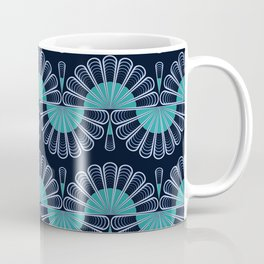 Art Deco 54 . Eastern . Coffee Mug