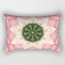 Mandala Star Rectangular Pillow
