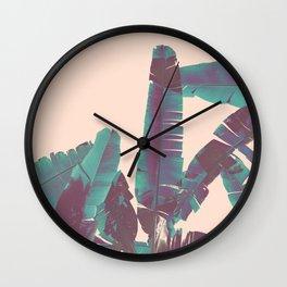 Banana Rama Wall Clock