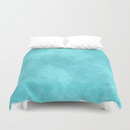 Blueberry Cotton Candy Duvet Cover