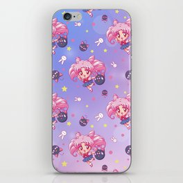 New Chibiusa Pattern iPhone Skin