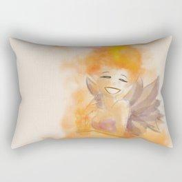 Fire fairy 2 Rectangular Pillow