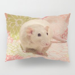 Pipes the rat Pillow Sham